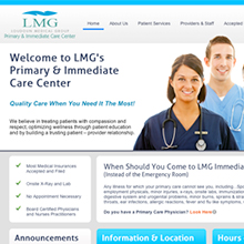 LMG Immediate and Primary Care Center